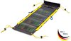 Panel solar 6,5Wp solarclaw flexible y plegable Sunload amarillo