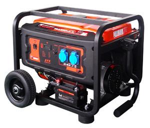 Generador el ctrico genergy gasolina masella 3kva 230v - Generador electrico gasolina ...